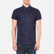 Luke 1977 Men's Fortunes Gap Short Sleeve Shirt - Black