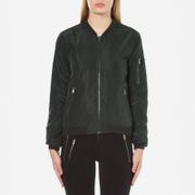 ONLY Women's New Linea Nylon Jacket - Jet Set