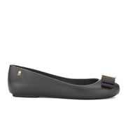 Jason Wu for Melissa Women's Space Love 16 Ballet Flats - Black Matt