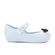 Mini Melissa Toddlers' Mini Alice Ultragirl Flats - Sky Bow