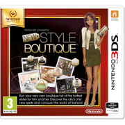 Nintendo Selects Nintendo presents: New Style Boutique