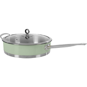 Morphy Richards 973032 Accents 28cm Saute Pan - Green