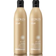 Redken All Soft Shampoo & Conditioner Bundle 500ml