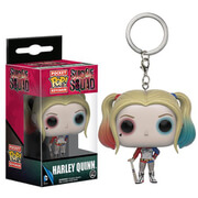 Escuadrón Suicida Harley Quinn Pocket Pop! Key Chain