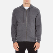Versace Collection Men's Zipped Tracksuit Jacket - Grigio