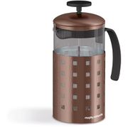 Morphy Richards 974655 8 Cup Cafetiere 1000ml - Copper