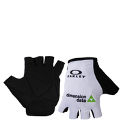 Nalini Dimension Data Lycra Mitts - Black/White