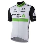 Nalini Dimension Data Short Sleeve Jersey - Black/White