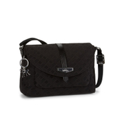 Kipling Women's Maelissa Small Cross Body Bag - Diamond Black