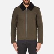 Selected Homme Men's Penn Short Jacket - Forest Night