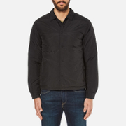 Selected Homme Men's Feel Shirt Jacket - Black
