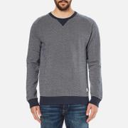 Selected Homme Men's Markus Crew Neck Sweatshirt - Blueberry