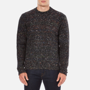 PS by Paul Smith Men's Crew Neck Flecked Jumper - Multi