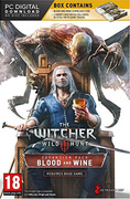 The Witcher III: Blood & Wine + 2 Gwent Card Decks (Download Code)