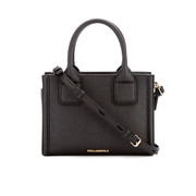 Karl Lagerfeld Women's K/Klassik Mini Tote Bag - Black