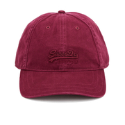 Superdry Men's Orange Label Solo Cap - Port