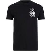 Rum Knuckles Eternal Snake T-Shirt - Zwart