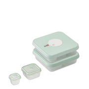 Joseph Joseph Dial 15-Piece Baby Food Storage Set