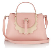 meli melo Women's Flavia Scalloped Edged Tote Bag - Orchid