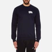 Billionaire Boys Club Men's Small Arch Logo Sweatshirt - Navy
