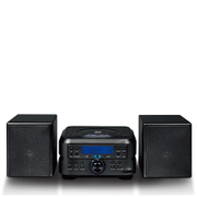 Akai A60006 Micro CD and Radio System - Black