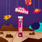 Little Beasts Bubbly Multivitamín