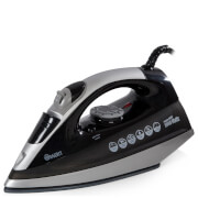 Swan SI30110BLKN 3kW Powerpress Iron - Black