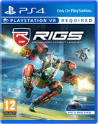 RIGS: Mechanized Combat League - PSVR