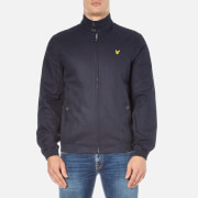 Lyle & Scott Men's Harrington Jacket - Navy