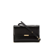 Ted Baker Women's Lotte Exotic Panel Crossbody Bag - Black