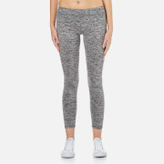 Superdry Women's Core Gym Leggings - Speckle Charcoal