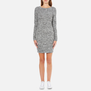 Superdry Women's Augusta Bodycon Dress - Rocky Grey