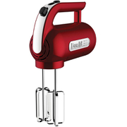 Dualit 89301 Hand Mixer - Metallic/Red