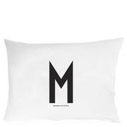 Design Letters Pillowcase - 70x50 cm - M