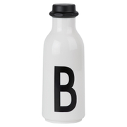 Design Letters Water Bottle - B