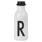 Design Letters Water Bottle - R