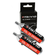 Trivio Co2 Catridge - 25 Grams (2 Pieces)