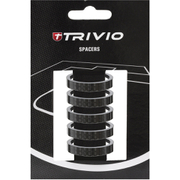 Trivio Carbon Stem Spacers - 5 x 10mm (1 1/8 Inches)