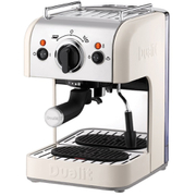 Dualit 4 In 1 Coffee Machine - Canvas White