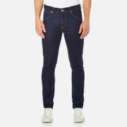 Edwin Men's Ed-85 Slim Tapered Drop Crotch Jeans - Rinsed