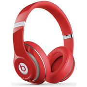 Beats by Dr. Dre: Studio 2.0 Noise Cancelling Headphones with RemoteTalk - Red (Manufacturer Refurbished)