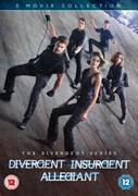 Divergent/Insurgent/Allegiant