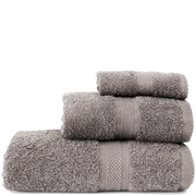 Restmor Knightsbridge 100% Egyptian Cotton 3 Piece Towel Bale Set (500gsm) - Silver
