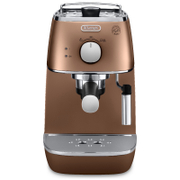 De'Longhi ECI341.CP Distinta Espresso Machine - Matt Copper