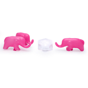 Elephant Reusable Ice Cubes (Set of 18)