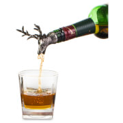 Stag Bottle Stopper and Pourer