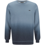 Animal Men's Dipped Sweatshirt - Cadet Navy