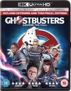 Ghostbusters (2 Disc 4K Ultra HD & Blu-Ray)