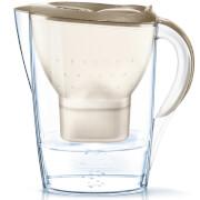 BRITA Marella Cool Water Filter Jug - Gold Glitter (2.4L)