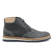 Lacoste Men's Montbard Chukka 416 1 Boots - Dark Grey